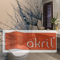 Akril Panels & Splash backs